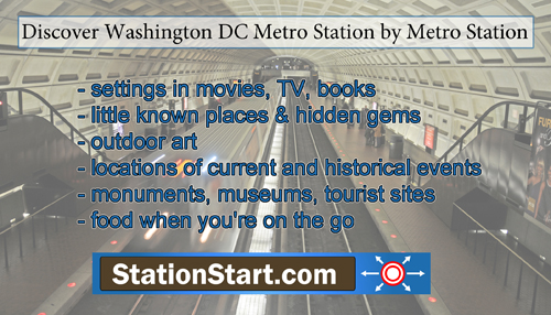 StationStart.com - Image Inside Dupont Circle Metro Station, Washington, DC