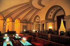 Supreme Court Chamber in the Capitol 1810 - 1860