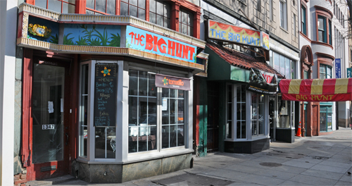 The Big Hunt Restaurant Near Dupont Circle
