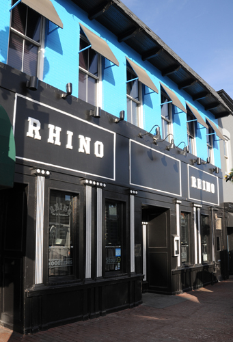 Rhino Bar and Pumphouse in Georgetown