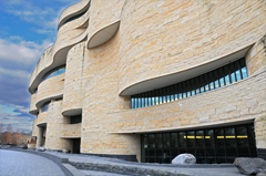 Museum of the American Indian, North/Mall Side