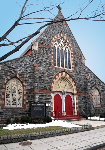 St. Luke's Episcopal Church, 1514 15th Street NW, Washington, DC