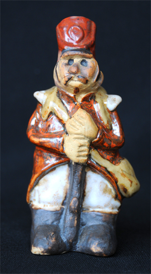 Tremar Pottery People Series - Soldier