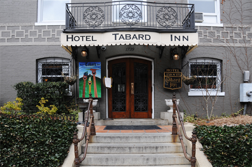 Hotel Tabard Inn - 1739 N Street NW, Washington, DC