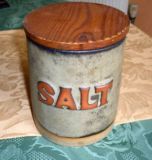 Tremar Container, Salt - Photo by 18carotgold on ebay.co.uk
