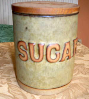 Tremar Container, Sugar - Photo by 18carotgold on ebay.co.uk