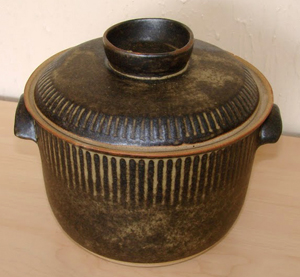 Tremar Pottery - Cooking Piece, Casserole Dish, 2 Pint - Photo by 6965pauline on www.ebay.co.uk
