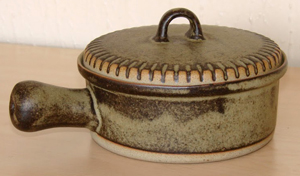 Tremar Pottery - Cooking Piece, Vegetable Dish, Half Pint - Photo by 6965pauline on www.ebay.co.uk