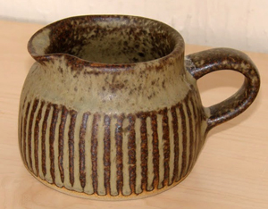 Tremar Pottery - Creamer - Photo by 6965pauline on www.ebay.co.uk
