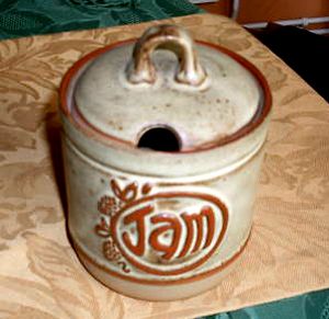 Tremar Jar, Jam - Photo by 18carotgold on ebay.co.uk