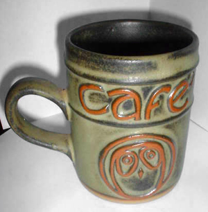 Tremar Cafe Mug - Owl - Photo by gazman24 on www.ebay.co.uk