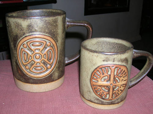 Tremar Celtic Cross Mug and Tankard - Photo by amy3a on www.ebay.co.uk