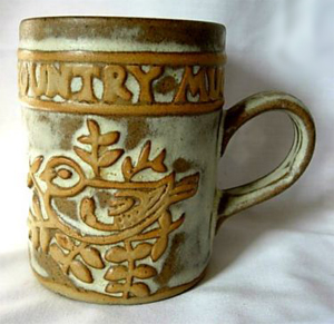 Tremar Country Mug With Bird Design - Photo by flutterby1 on www.ebay.co.uk