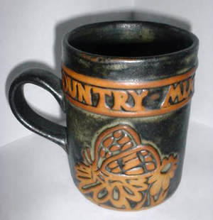 Tremar Country Mug With Butterfly Design - Photo by gazman24 on www.ebay.co.uk