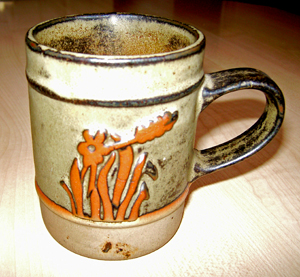 Tremar Pottery - Mug - Foliage and More